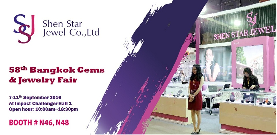 56th Bangkok Gems & Jewelry Fair